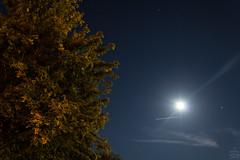 ISS, Moon, Spica & Jupiter / @ 18 mm / 2017-06-04 (astrofreak81) Tags: iss internationalspacestation space station moon mond luna spica sternbild jungfrau