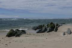 The beach (Guido Speekenbrink) Tags: rock coast coastline portugal outdoor outside cloud cloudy