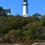 Cape Elizabeth - White Lighthouse thumbnail