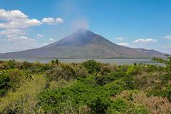 Momotombo Volcano (Jill Clardy) Tags: 2018 cruise ncl norwegiancruiselines repositioning 201804199l8a2978 momotombo volcano volcanic leon nicaragua lake lago managua
