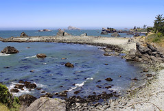 Crescent City Harbor, California, July 2018 (Northwest Lovers) Tags: california highway1 northcoast