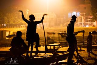 Kashi, the City of Light (Varanasi, India 2015)