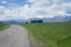 Road to Tatev