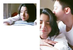 008 (ChongTsai) Tags: 35mm fujifilm xtra400 film nikon fe2 couple