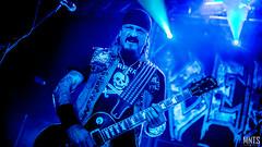 Iced Earth live in Kraków 2018 fot. MNTS Łukasz Miętka_