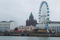 Finnair Wheel, Helsinki