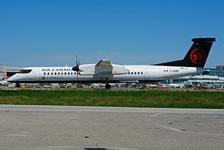 C-GGNF (Air Canada express - JAZZ)