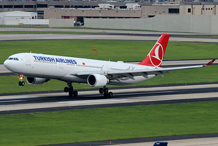 TC-JOK - Turkish Airlines Airbus A330-300