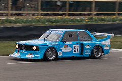 BMW 320 (Edgemo) Tags: 76thmembersmeeting bmw320 goodwood group5