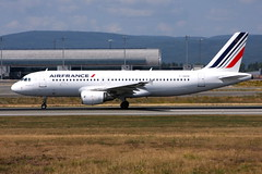 Air France F-HEPB, OSL ENGM Gardermoen (Inger Bjørndal Foss) Tags: fhepb airfrance airbus a320 osl engm gardermoen