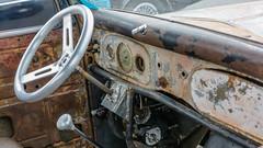 Rat Rod (PMillera4) Tags: ratrod dashboard vintagecars
