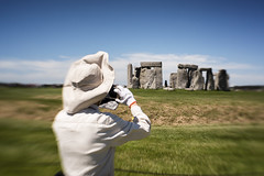 Stonehenge, Giugno 2018 (masowar (often off, sorry!!)) Tags: uk england inghilterra wiltshire stones rocks stonehenge tourist turista lensbaby defocus nikon nikond800 nikkor massimilianoa masowar maso massimilianoacquisti ©massimilianoacquisti