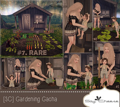 [SC] Gardening Gacha (Jany Bluebird) Tags: toddleedoo toddleedoopose family kids virtual secondlife secondlifepose summer avatars avatar virtualworld mother father siblings sister brother familypicture