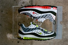 Air Max 98 film (Cameron Oates [IG: ccameronoates]) Tags: 35mm film kodak ektar 100 nike air max airmax 98 hypebeast sneakers sportswear