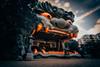 Namba Yasaka Shrine | Osaka | Japan | 2018 (lam.david88) Tags: shinsha sacred shinto shrine statue religious religion old osaka popular prayer stone symbol worship wooden yakasa yasaka zen travel traditional temple tourism tourist toursit nanba nambayakasa god gion head historic holy giant culture asia asian buddha buddhist hozenji item landmark lion midosuji namba kinki kansai japan japanese jianja jinja angel