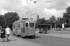 Hamburg, Theodor-Heuss-Platz (Tim Boric) Tags: hamburg theodorheussplatz tram tramway streetcar strassenbahn v6 falkenried hha dammtor