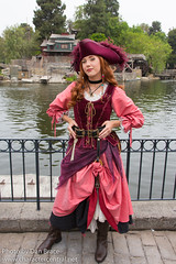 Redd, The Red-Headed Pirate