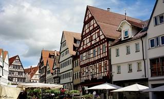 GERMANY, Rund um den hist. Marktplatz  Leonberg, 76282/10221