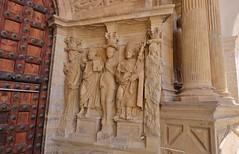 Tarazona, Aragon, Ribera d'Ebre (thierry llansades) Tags: aragon ribera ebre ebro tudeal tudela saragosse zaragoza alfaro cathedrale mudejar eglise patrimoine fleuve espagne espagna spagna