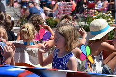 139th Annual 4th of July Parade (Adventurer Dustin Holmes) Tags: 2018 marshfieldmo marshfieldmissouri marshfield missouri event events parade parades outdoor outdoors ozarks july4th 4thofjuly independenceday 139th annual celebration webstercounty midwest waving