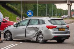 25062018-5162 (Sander Smit / Smit Fotografie) Tags: ongeluk n360 n33 verkeersongeluk botsing appingedam