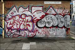 Charis / Name (Alex Ellison) Tags: charis charice odc name name26 smc dds eastlondon hackneywick urban graffiti graff boobs