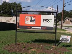Turn right (MarksPhotoTravels) Tags: greenvillecounty sign southcarolina taylors unitedstates