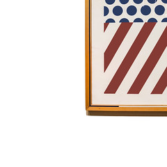 ... Vexilologia Pop ... (Lanpernas .) Tags: popart arte art pop lichtenstein bandera flag usa diversiónconbanderas expo cameraphone americanflag 2018 verano