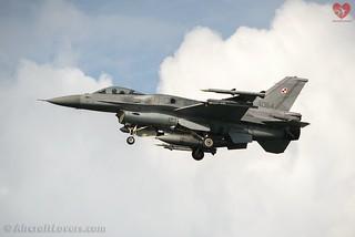 Polish Air Force F-16C Fighting Falcon