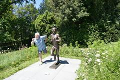 René Oberholzer 2018 - Olympisches Museum Lausanne (René Oberholzer) Tags: rené oberholzer autor olympisches museum lausanne 2018