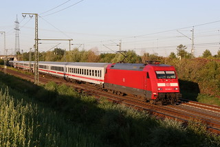 DB 101 046-1 Intercity, Ubstadt