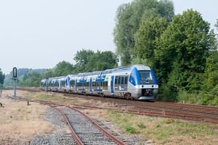 Train 848805 à Conchil-le-Temple