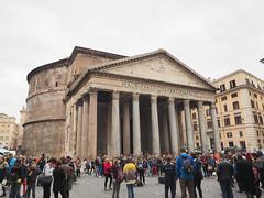 萬神殿Pantheon   Roma, Italy (sonic010739) Tags: olympus omd em5markii olympusmzdigital1240mm roma italy