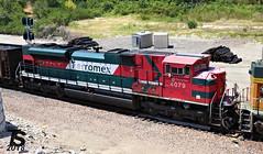 FXE 4029 (SD70ACe) (KansasScanner) Tags: bnsf up fxe mopac 1982 up1982 sd70mac kansascity kansas edwardsville bonnersprings loring train railroad railfanning railfan