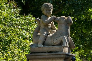 Volkspark Friedrichshain - Märchenbrunnen