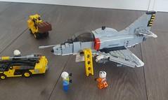 Lego A-4F Skyhawk (WIP) (joopatkleppie) Tags: a4f us navy attack aircraft lego
