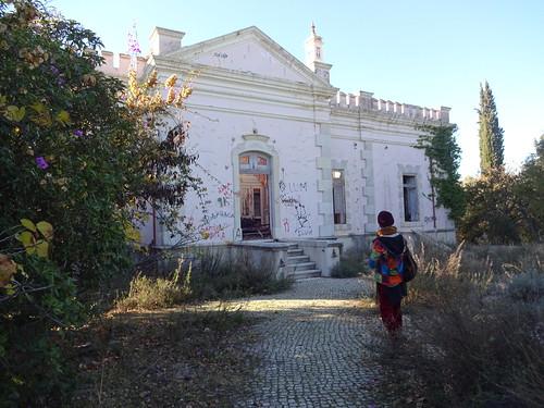 Burnt Decadence -  Palácio da Fonte da Pipa in Loulé *