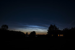 Noctilucent Clouds (Curefitz) Tags: noctilucent clouds denmark