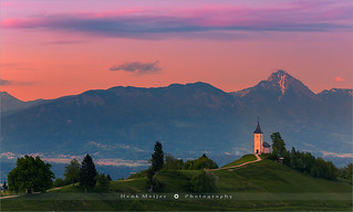 Jamnik Church - Slovenia