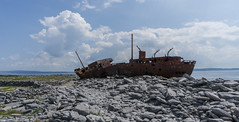 Dead End (finor) Tags: sony alpha a6000 sel1018 irland landscape ship inisheer ireland