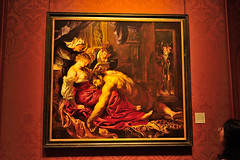 Rubens: Samson and Dalilah (Gabriel Bussi) Tags: london londra england inglaterra inghilterra angleterre uk united kingdom reino unido イギリス grosbritannien londres national gallery museo musée museum peter paul rubens samson dalilah
