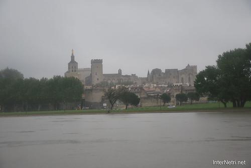 Річка Рона, Авіньйон, Прованс, Франція InterNetri.Net France 1447