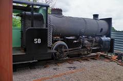 J&L 58 c (Fan-T) Tags: jl steel 040 58 narrow gauge steam engine 260000 lbs tractive effort youngstown ohio