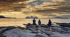 It's OK, we'll catch the next one (John A. McCrae) Tags: gabriolaisland britishcolumbia bcferries sunset beach westcoast vancouverisland nanaimo canada straitofgeorgia