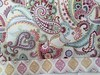 close up of tea cozy fabric (Prim*Rose*Hill) Tags: morroco jewel fabric tea cozy cosy paisley
