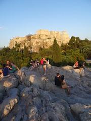(Joan Pau Inarejos) Tags: grecia garmor despedida miconos mykonos junio vacaciones viaje acrópolis partenón ruinas griegas hélade