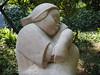 Nena que dorm / Claudi Tarragó, any 1957 (tgrauros) Tags: barcelona catalogne catalunya clauditarragó esculturas escultures sculptures zoodebarcelona catalonia