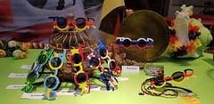 Torbrille (goal glasses) (1elf12) Tags: goslar germany deutschland schaufenster shopwindow optiker brille glasses fusball soccer football smileonsaturday footballfever