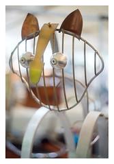 Cat (leo.roos) Tags: sculpture beeld sculptuur cat kat poes metal langevoorhout thehague denhaag haagseantiekenboekenmarkt antiquesmarket bookmarket bookfair a7 helios44582 kmz 1958 m39 russianlenses sovietglass helios44weekend dayprime dayprime2018 dyxum challenge prime primes lens lenzen brandpuntsafstand focallength fl darosa leoroos