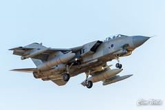 Panavia Tornado GR.4 (wells117) Tags: 100 gr4 panaviatornado panaviatornadogr4 zd792 approach jet landing marham military militaryaircraft militaryaviation rafmarham supersonicjet swingwing tornado undercarrage